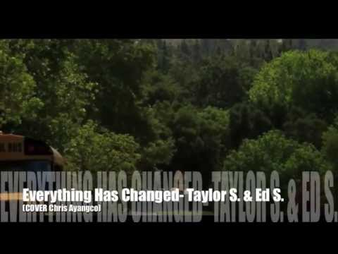 Everything Has Changed- Taylor Swift & Ed Sheeran (Short Cover Chris Ayangco)