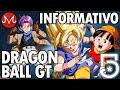 Dragon Ball Gt Será Transmitido Por Canal 5 (méxico) 26 09 16 | Anuncio | Darkmidō video