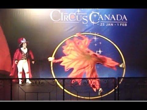 Circus Canada in Dubai