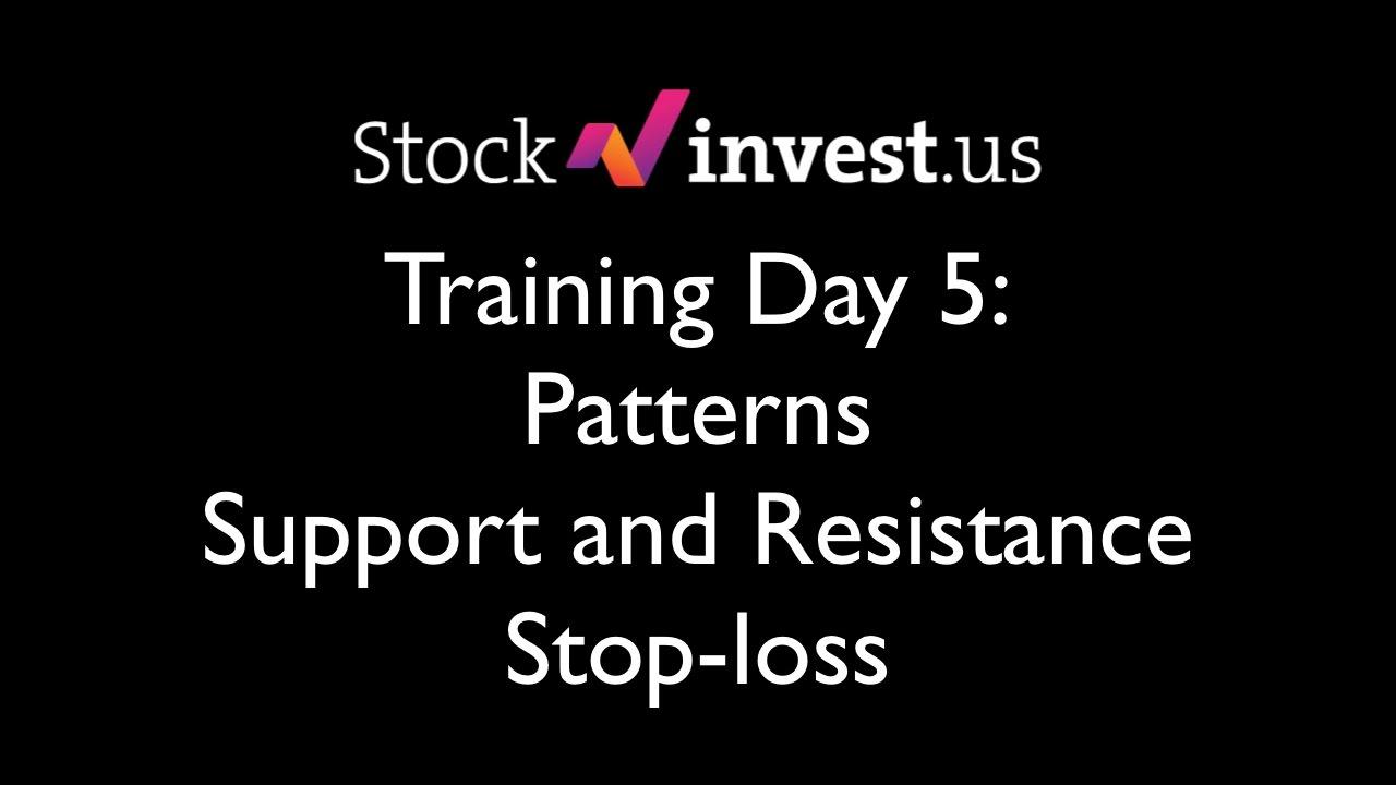 stock market trading education