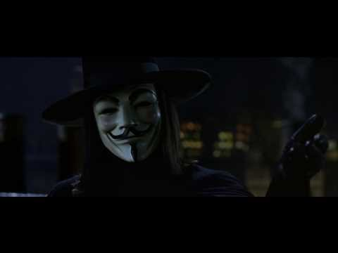Remember Remember the 5th of November - V for Vendetta
