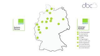 dbc PARTNERasp - deutschlands business-cloud im DATEV Rechenzentrum