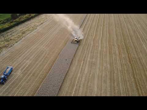 Farming at Carlungie