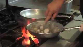 Steamed Pesto Clams & Garlicky Mussels - With Chef Bob