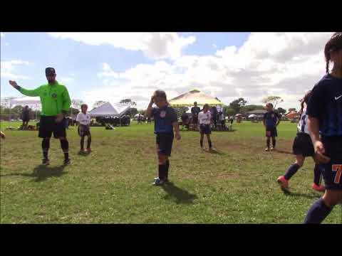 Whitfield SC 11G Royal vs Hawaii Heat FC 11G Orange 01/28/18