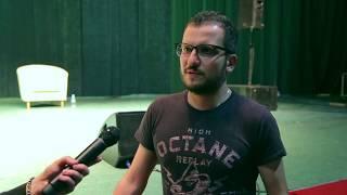 Видеопроект #whatNSK Арсений Попов и Дмитрий Позов (Шоу Импровизация на ТНТ) в Новосибирске