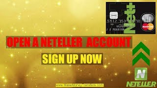 Neteller Prepaid Mastercard Fees ◀ How To Get Free Neteller Mastercard From Africa