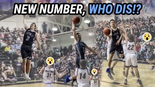 Mac McClung Got A New Jersey Number & Still Dropped 40! Almost Caught PLAY OF THE YEAR 😵