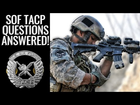 USAF SOF TACP Questions Answered!