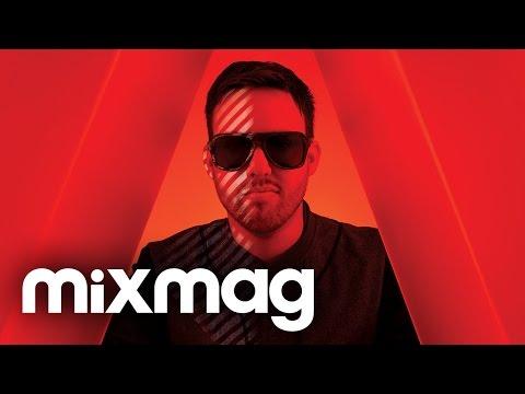 Maceo Plex Mixmag Cover CD Dec 2013