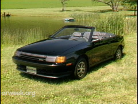 motorweek retro review 39 88 toyota celica gt convertible. Black Bedroom Furniture Sets. Home Design Ideas