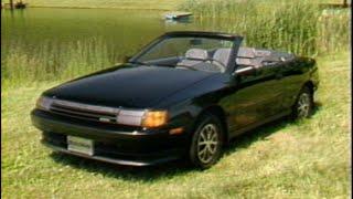 MotorWeek | Retro Review: '88 Toyota Celica GT Convertible