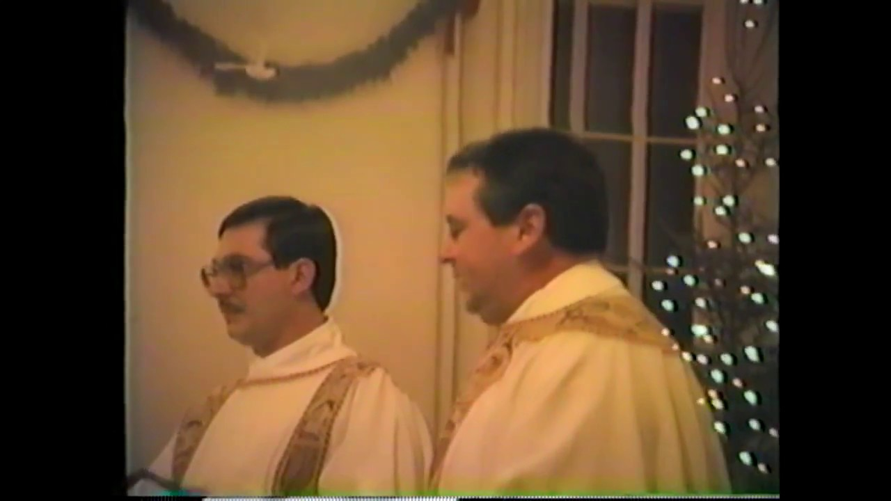 St. Mary's 7:30 Mass  12-24-87