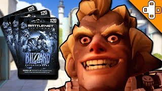 400K SUBSCRIBER SPECIAL! 🎁 $500 GIVEAWAY 🎁 Overwatch Funny & Epic Moments 500