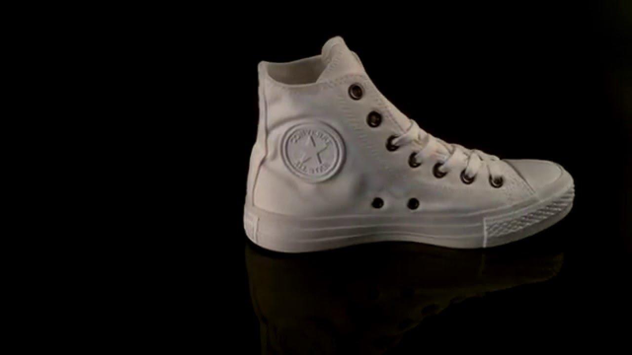 Converse Chuck Taylor All Star SP Hi White Mono Sneaker 1U646