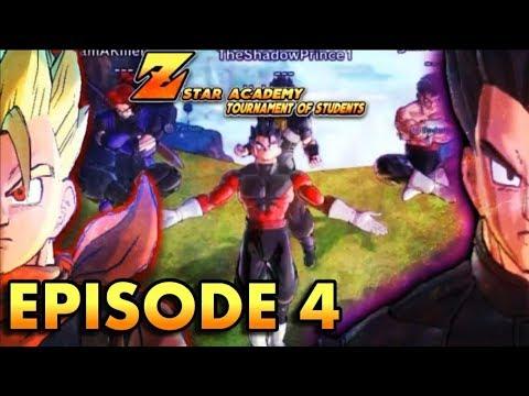 [DBXV2 ROLEPLAY] Z-Star Academey Tournament of Students Episode 4 Lightning vs Nature
