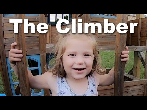 Autism  The Littlest Climber and a Busy Weekend
