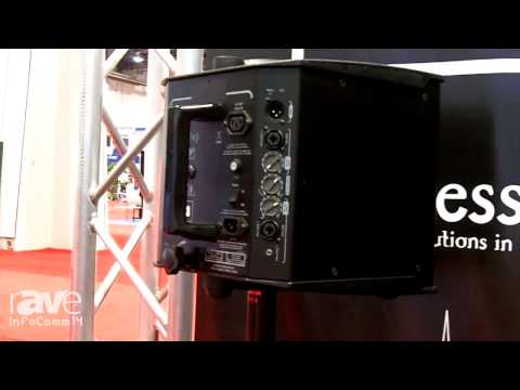 InfoComm 2014: Yorkville Details its NX10C 600-Watt 10 In Compact Powered Coaxial Loudspeaker