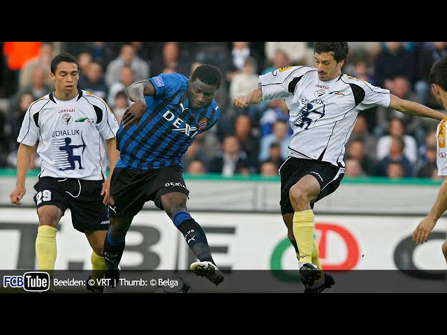 2008-2009 - Jupiler Pro League - 32. Club Brugge - Sporting Lokeren 2-3