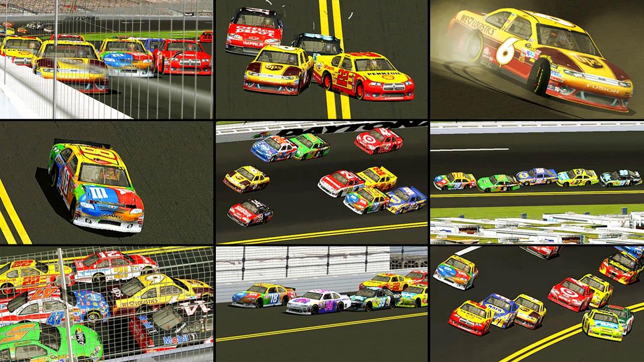 THE 10 WINNERS CHALLENGE6   2011 Daytona 500