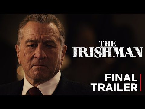 The Irishman | Final Trailer | Netflix