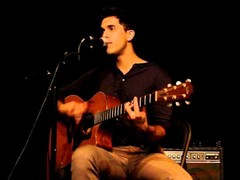 Ramesh - Raised By Wolves (acoustic) - Live at ND Austin 9-19-12