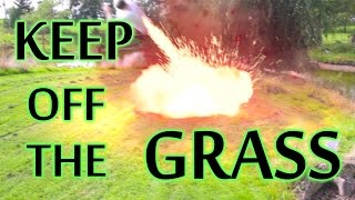Keep off the Grass! - FG Comedy Short