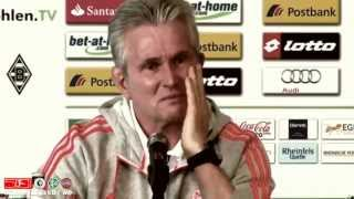 The Moment When Jupp Heynckes Cried - Danke Jupp || HD