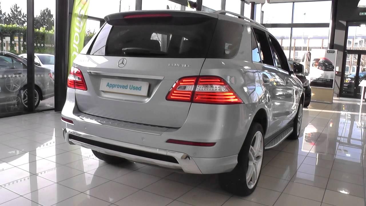 Mercedes Ml  Cdi V