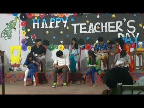 Funny skit  on Teachers Day (super funny with music)   Banarasi PAAN   By NIT Jamshedpur students  