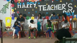 Funny skit  on Teachers Day (super funny with music) | Banarasi PAAN | By NIT Jamshedpur students | thumbnail