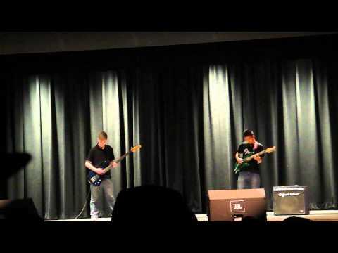 F.C.P.R.E.M.I.X Talent Show (Guitar/Bass)