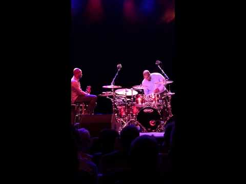Lee Pearson Drum Solo at the Orpheum Theater in Wichita