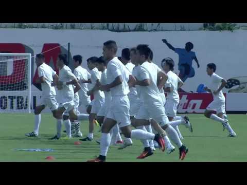 Kyrgyzstan vs Japan (AFC U-16 Championship: Group Stage)