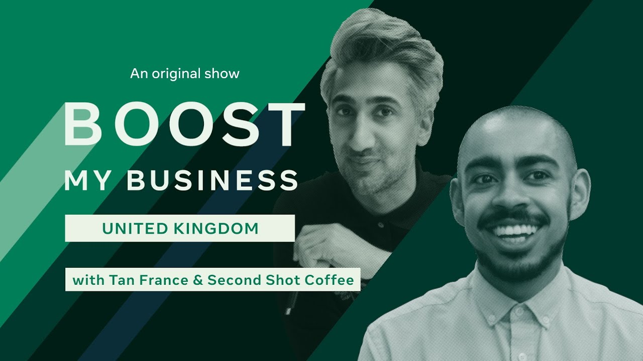 Boost My Business with Tan France: Second Shot Coffee