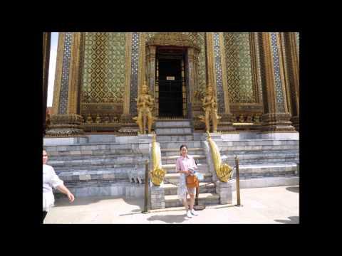 Wat Phra Kaeo, le temple du bouddha d'émeraude
