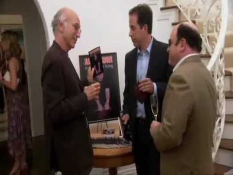 Curb Your Enthusiasm - Acting Without Acting