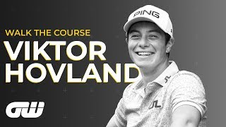 We Walk A Hole With Viktor Hovland! | Walk The Course | Golfing World