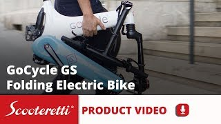 GoCycle GS (2018) Overview - Best Folding Electric Bikes