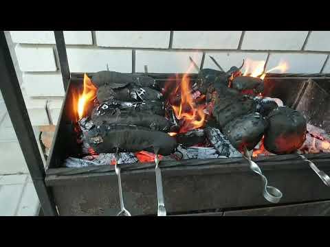 Армянский овощной шашлык Овощи на мангале по армянски ENG SUB How To Make Armenian Vegetables BBQ