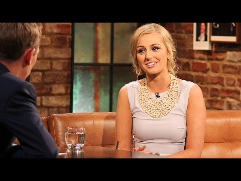 Elysha Brennan sings 'Bright Blue Rose' | The Late Late Show | RTÉ One