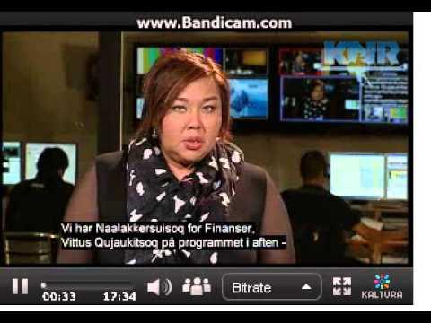 KNR Greenland-TV