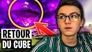 🔴 THE BACK OF CUBE A FATAL FIELDS - CODE PIERRE-YT 😋 [LIVE FORTNITE EN]