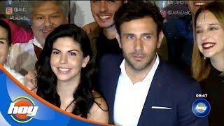 África Zavala y Carlos Ferro protagonizarán nueva telenovela | Hoy