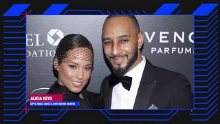 Alicia Keys surprises husband with a 2019 Aston Martin for his 40th Birthday