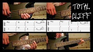 #3 Metallica - Damage Inc. intro (bass of Cliff Burton + bass tab on AndriyVasylenko.com)