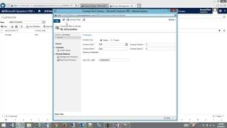 CRM 2013 New Currency Setup
