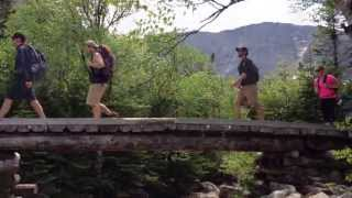 Maine Hiking Mt. Katahdin - Northern Outdoors Video Of The Week June 25 2013