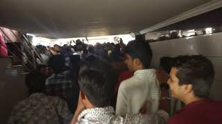 First day theatre response of aadhi malayalam movie fans show