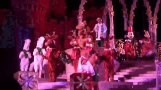 "WDW マジック・キングダム「""Celebrate the Season"" Show」(2009.12.1)..."